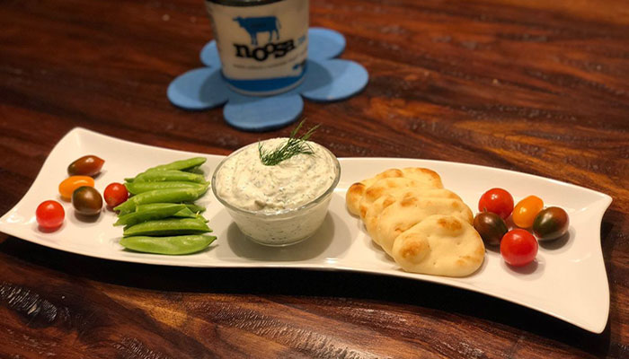 Cool & Refreshing Tzatziki Dip