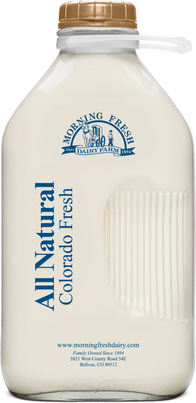1 Percent Milk - Morning Fresh Dairy