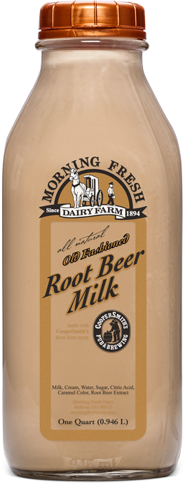 Root Beer Milk - Morning Fresh Dairy