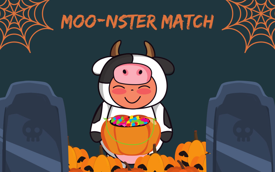 Moo-nster Match - Morning Fresh Dairy